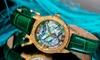 Empress Automatic Mosaic Watch