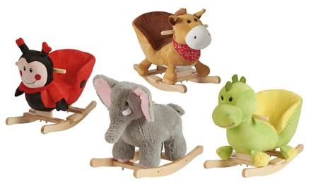 Animaux chaise à bascule pour enfants