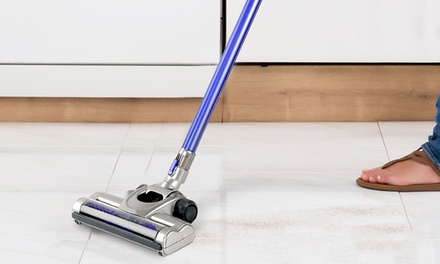 $99.99 for a Cordless Handheld Handstick Vacuum Cleaner