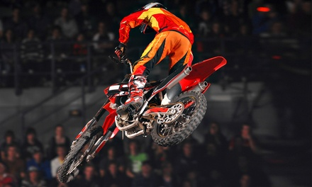 Nitro Arenacross Tour on Friday, January 4, at 7 p.m.