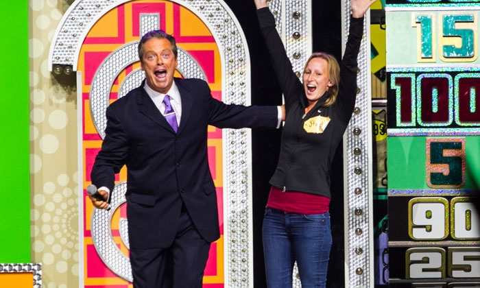 The Price Is Right Live - Stage Show - Revention Music Center (Formerly Bayou Music Center): The Price Is Right Live - Stage Show (September 10 at 7:30 p.m.)