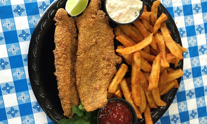 Sam's Grill and Seafood  - Sam's Grill and Seafood : $18 for Three Groupons, Each Good for $10 Worth of Seafood at Sam's Grill and Seafood  ($30Value)