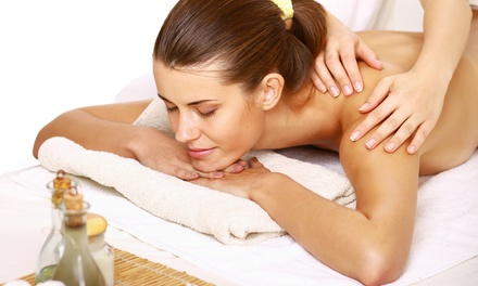 80-Minute Massage Package for One ($59) or Two People ($115) at Koon Thai Massage, Glebe (Up to $280 Value)