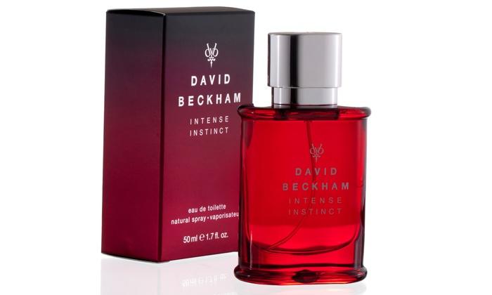 David Beckham Intense Instinct Eau De Toilette For Men 17 Fl Oz