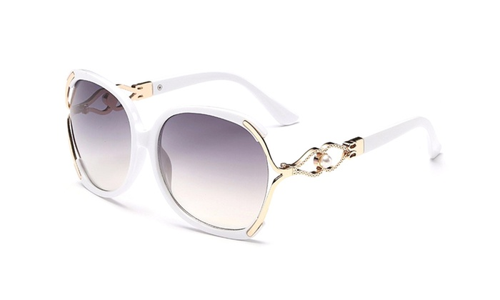 e081a417e Up to 88% Off Luxury Party Oversized Sunglasses from Novadab