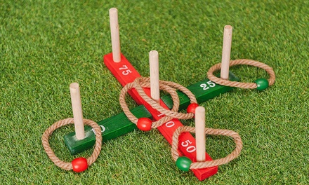 One or Two RMS Garden Quoits Game Sets
