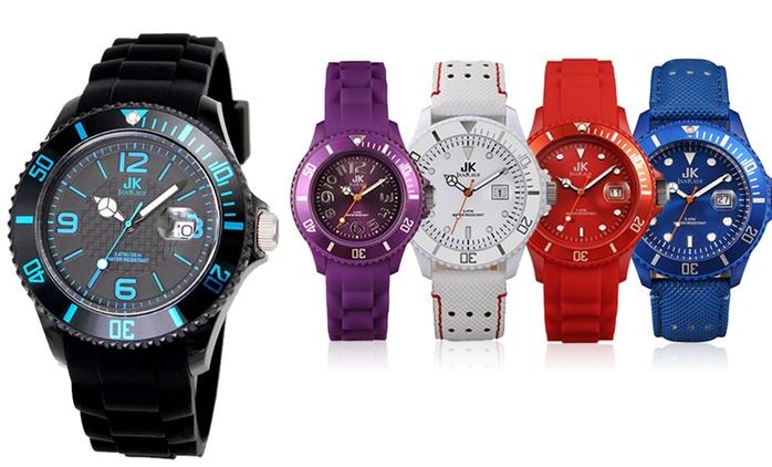 Reloj Jan Kauf disponible en varios modelos y colores por 29,98 €
