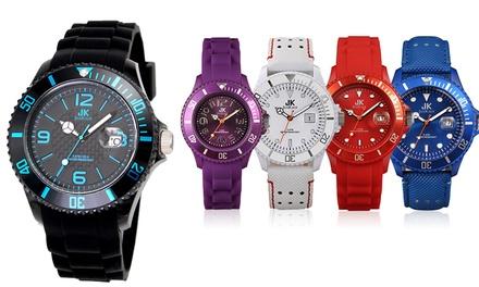 132 zł: stylowe zegarki Jan Kauf – 12 modeli do wyboru (-84%)
