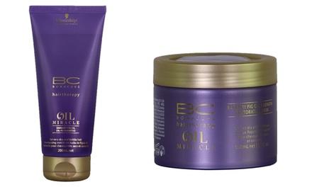 Pack de productos para el cuidado diario de cabello Shwarzkopf