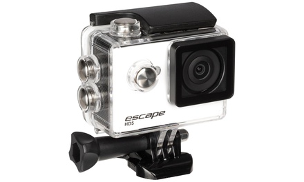 Kitvision Escape HD5 Camera with Travel Case and MicroSD Card