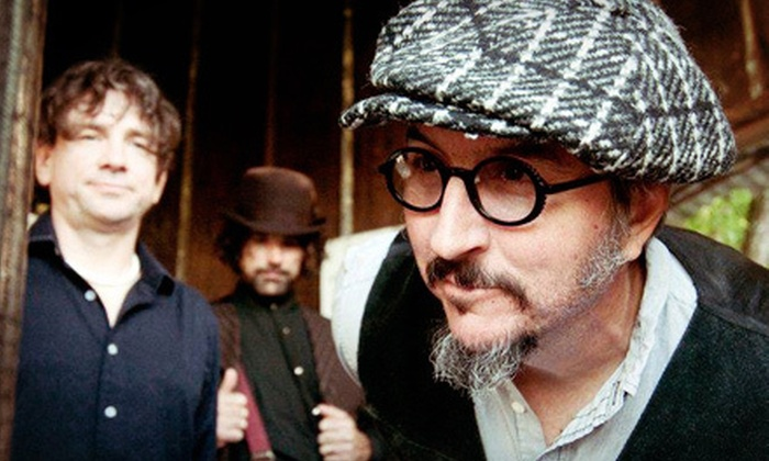 Primus 3D - Poughkeepsie: $24 to See Primus Concert in 3-D at Mid-Hudson Civic Center on Friday, October 12, at 8 p.m. (Up to $47.75 Value)