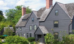 The House of the Seven Gables: One-Year Individual or Family Membership, or Admission for Two at The House of the Seven Gables (Up to 44% Off)