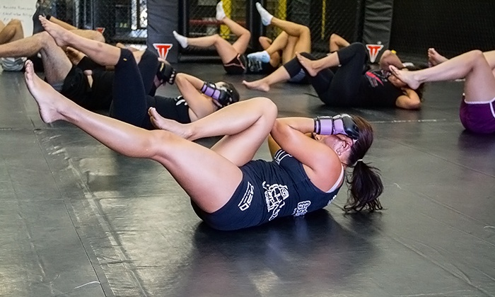 Academy of Self Defense - Santa Clara: One or Two Months of Unlimited Krav-Maga or The Pit Classes at Academy of Self Defense (Up to 64% Off)