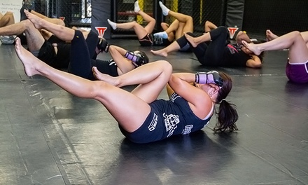 One or Two Months of Unlimited Krav-Maga, The Pit, or CrossPit Classes at Academy of Self Defense (Up to 64% Off)