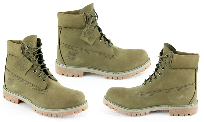 Stivaletti Timberland in pelle disponibili in varie misure