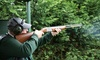 Sporting Targets - Bedford: Clay Pigeon Shooting Lesson For Two £75 at Sporting Targets (50% Off)