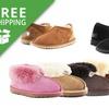 UGG Australia-Made Ankle Slippers