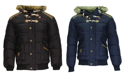 Giubbotto da uomo Geographical Norway