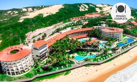 Natal/RN: até 10 noites para 2 adultos e 1 criança no Hotel Parque da Costeira. Digite NATAL e ganhe 15% OFF extra!