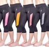Beverly Hills Polo Club Women's Workout and Yoga Capris Mystery Deal