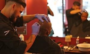 Barnet Fair Barbershop: Men's Classic Haircut from R99 with Optional Treatments at Barnet Fair Barbershop (Up to 51% Off)
