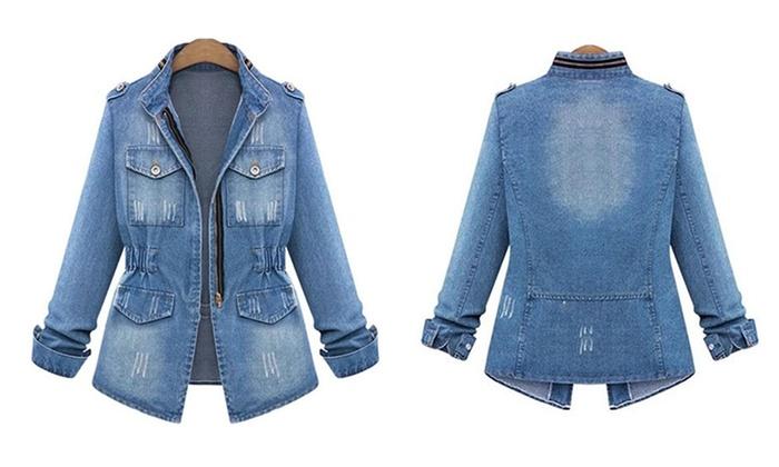 big sale 07b64 7b38f Giacca jeans da donna Balotti, disponibile in 4 taglie