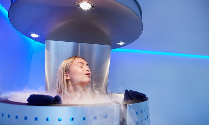 Calistoga Cryo - Riebli-Wallace Neighborhood Group: One, Three, or Five Cryotherapy Sessions at Calistoga Cryo (Up to 46% Off)