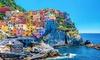 Cinque Terre: camera con colazione e accesso Area benessere per 2