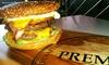 L'Atelier - Marseille: Burger ou pain italien au choix avec frites et boisson, pour 1, 2 ou 4 personnes, dès 7,90 € au restaurant L'Atelier
