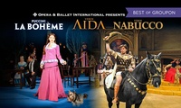 Ellen Kents Operas, 3–6 May at Palace Theatre (Up to 52% Off)