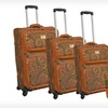 $249.99 for a 4-Piece Luggage Set