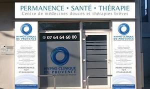 Hypno Clinique De Provence: 1 ou 3 séance d'1h d'hypnose ericksonienne dès 45 € au centre Hypno Clinique De Provence