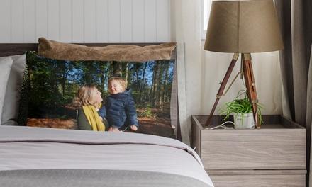 Photo sur taie d'oreiller (60 x 50 cm) ou (70 x 60 cm) dès 14,95 € chez Hello Deco (jusqu'à 63% de réduction)