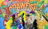 Up to 40% Off Admission to Long Beach Crawfish Festival