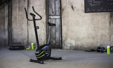 Bicicleta estática Fitkraft F2 por 99 € (57% de descuento)