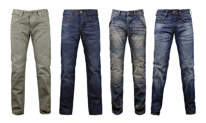 Groupon Goods: $99 G-Star Men's Jeans in Choice of Style and Size