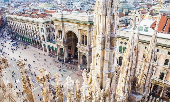 ✈ Milan : 2 ou 3 nuits en hôtel 4* avec petit-déjeuner et vols A/R depuis Paris Beauvais