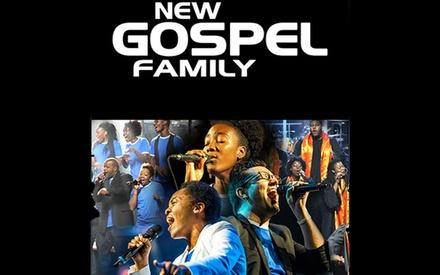 1 place assise pour le concert de «New Gospel Family», le samedi 8 juin 2019 à 20h30 à 12,90 € à Bois-Guillaume