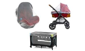Moustiquaire pour poussettes, nacelles et sièges autos