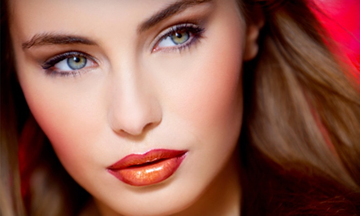 Spa DG Couture - West Glen Community Association: Permanent Makeup on the Upper Eyelids, Eyebrows, Upper and Lower Eyelids, or Lips at Spa DG Couture (Up to 78% Off)