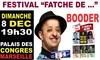 """Booder au Festival Fatche de.."""