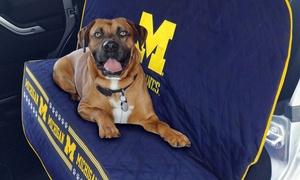 NCAA Car Seat Covers