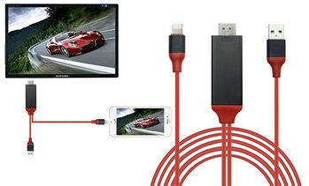 HDMI Cable for iPhone/iPad/iPod