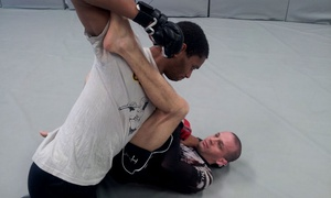 College Park MMA: One or Two Months of Unlimited MMA Classes at College Park MMA (Up to 70% Off)