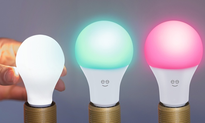 Up To 39% Off on Merkury Innovations Geeni Bulb | Groupon Goods