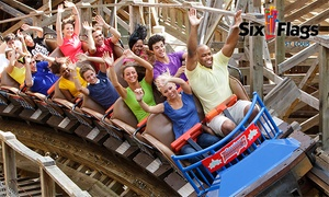 Six Flags St. Louis Single-day Admission (up To 38% Off)