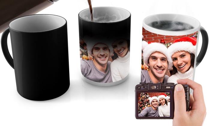 Printerpix: Custom Photo Mugs or Magic Mugs from Printerpix