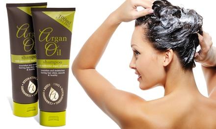 1x, 2x oder 3x Argan Oil Shampoo mit marokkanischem Arganöl-Extrakt (Duesseldorf)