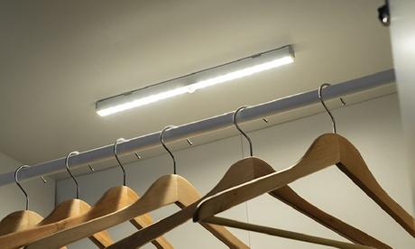 1 ou 2 lampes LED avec détecteur de mouvement