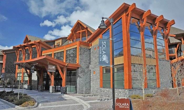 Solara Resort & Spa - Canmore, AB: Stay at Solara Resort & Spa in Canmore, AB. Dates Available into July.